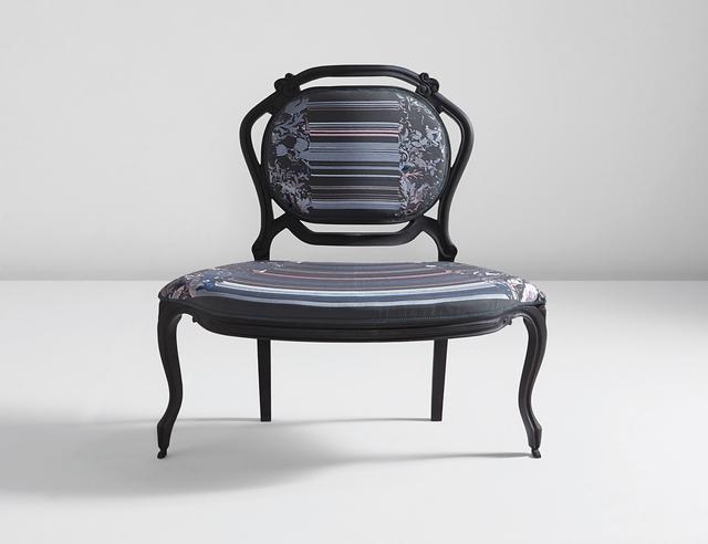 "Sebastian Brajkovic, '""Lathe II"" chair', ca. 2006, Phillips"