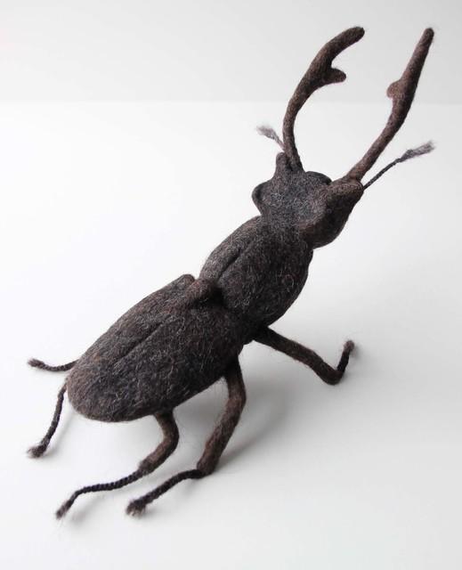 , 'Beetle,' 2018, Herringer Kiss Gallery