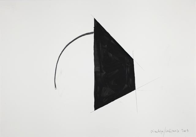, 'Symmetry and Stylization,' 2013, Galerie Krinzinger