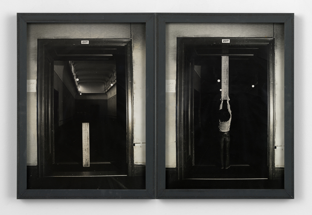 , 'Vertical Position,' 1973, Simon Lee Gallery