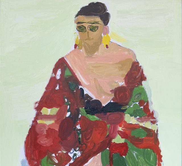 , 'Carmen,' 2016, galerie bruno massa