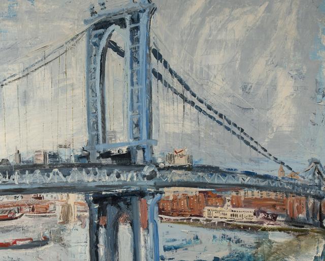 , 'Manhattan Bridge,' 2013, FRED.GIAMPIETRO Gallery