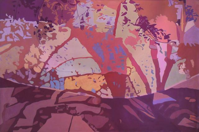 , 'Beige Net,' 1988, Walter Wickiser Gallery