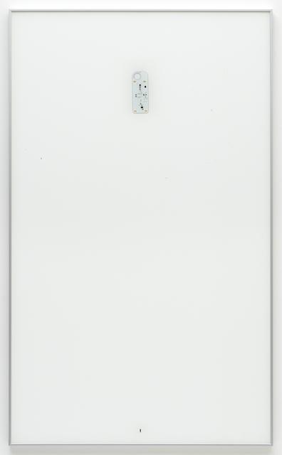 , 'Rain over Water,' 2012, Christian Andersen