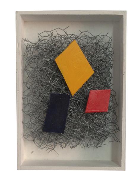 , 'T - 1101,' , Galeria Murilo Castro