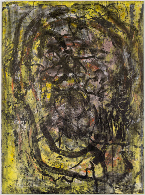 , 'Poet Singing in Vienna No. 4,' 2016, Richard Gray Gallery