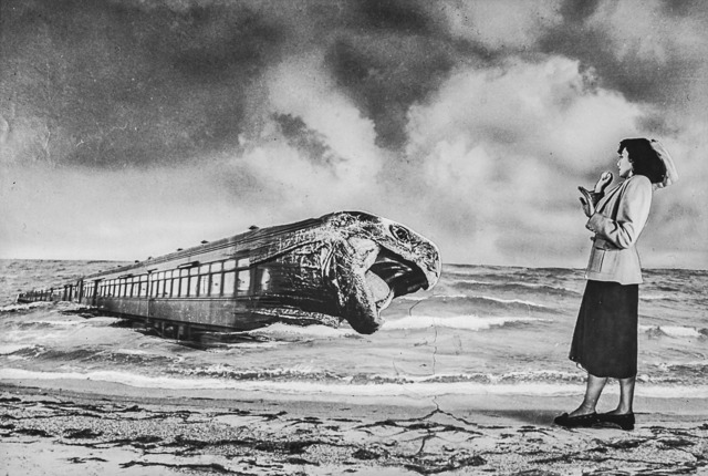, 'Sueño Nº2, En el andén,' 1949, Vasari