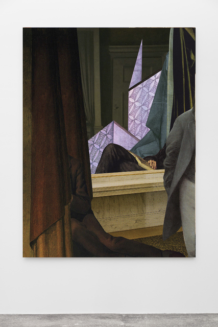 , 'Interiors (Men),' 2017, Galleri Nicolai Wallner
