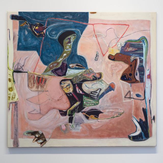 , 'Eatramh,' 2015, Jane Lombard Gallery