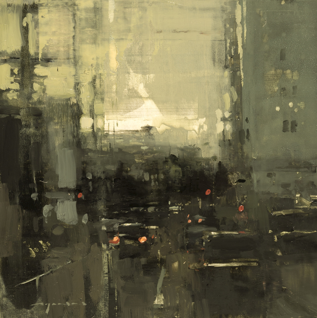 , 'Cityscape - Composed Form Study No. 29,' , Gallery 1261