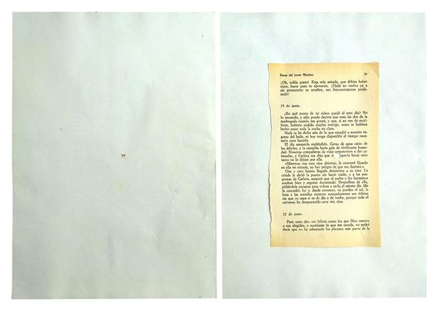 , 'Desplazamiento 1,' 1973, RocioSantaCruz