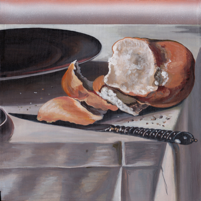 , 'Man cannot live by bread alone ,' 2019, k contemporary