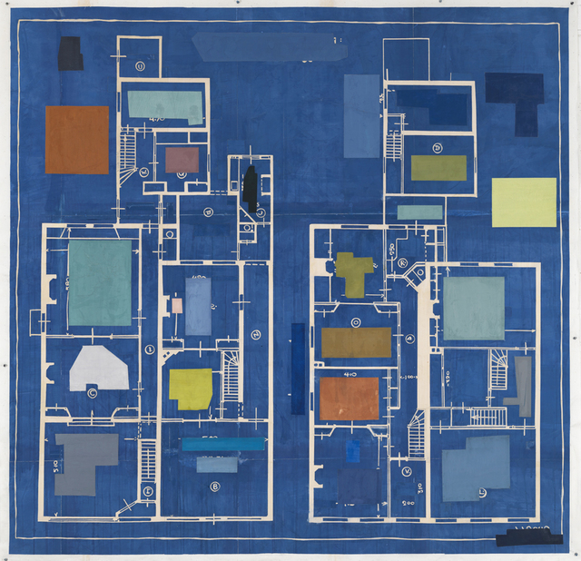, 'DD,' 2014, Sears-Peyton Gallery