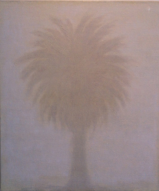 , 'Harbour Palm - Yellow White,' 2014, Liverpool Street Gallery