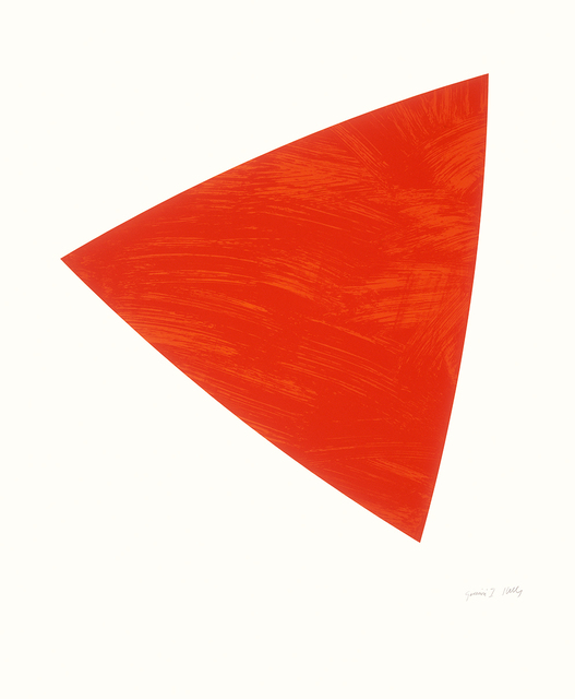 , 'Untitled (Red),' 1988, Lora Reynolds Gallery