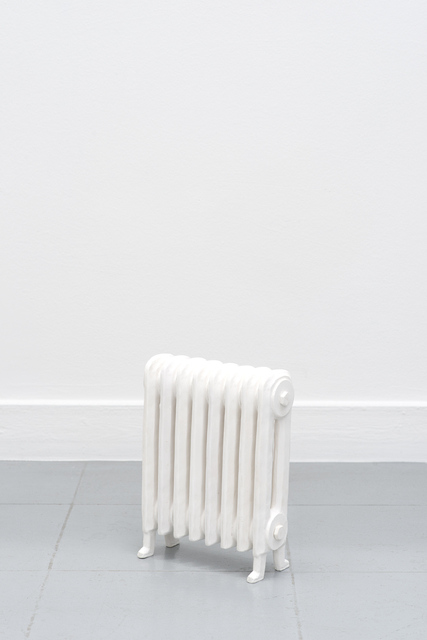 , 'Untitled (8 rib, zellan),' 2014, Rodolphe Janssen