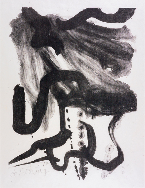 , 'Woman with Corset and Long Hair,' 1971, Susan Sheehan Gallery