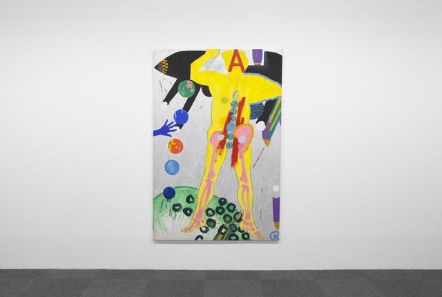 Kiki Kogelnik, 'Untitled (A)', ca. 1963, Kunsthall Stavanger