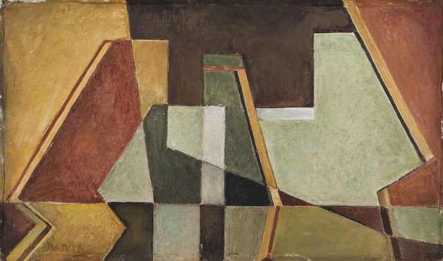 Mario Radice, 'Composizione', 1962, Il Ponte