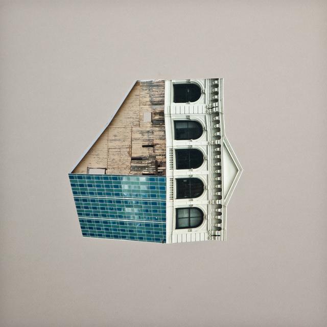 , 'Migrants 15,' 2015, Matthew Rachman Gallery