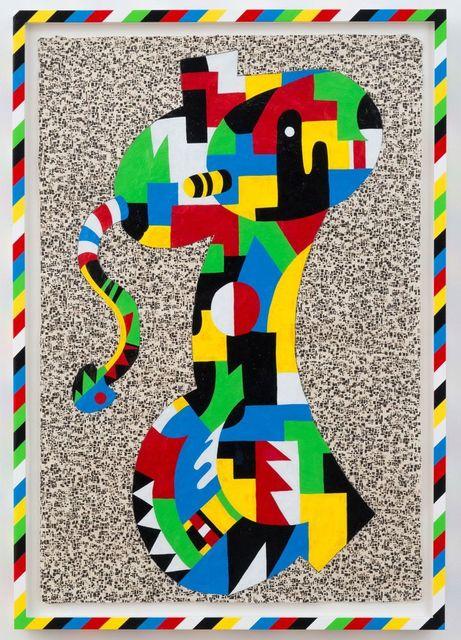 , 'Pleasure Vessel (Snake Boobbutt),' 2014, PLUTSCHOW GALLERY