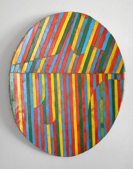 , 'Frankenstein's Favorite Frisbee,' 2016, Ro2 Art