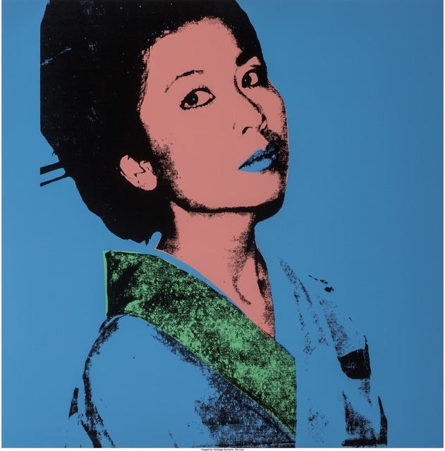 Andy Warhol, 'Kimiko', 1981, Heritage Auctions