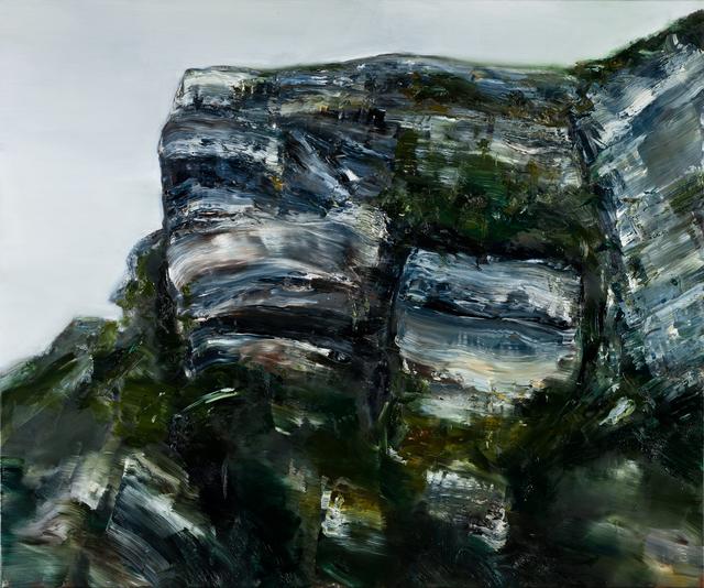 , 'Rock Face, Strathgordon #2,' 2017, Piermarq