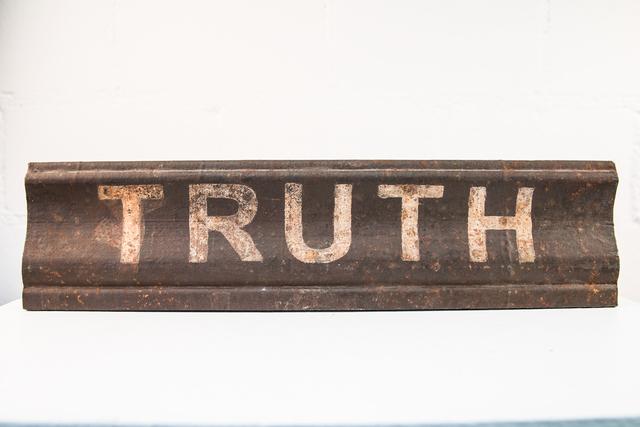 , 'Truth,' 2015, Interlude Gallery