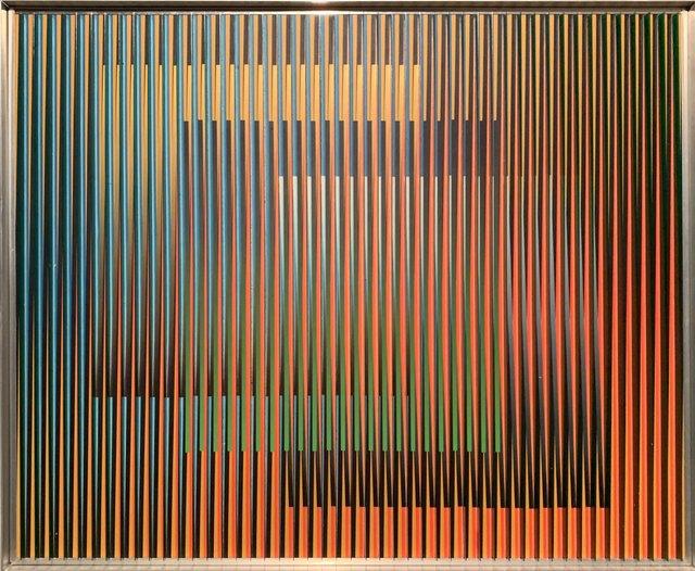 Carlos Cruz-Diez, 'Physichromie 1350', 2002, Odalys