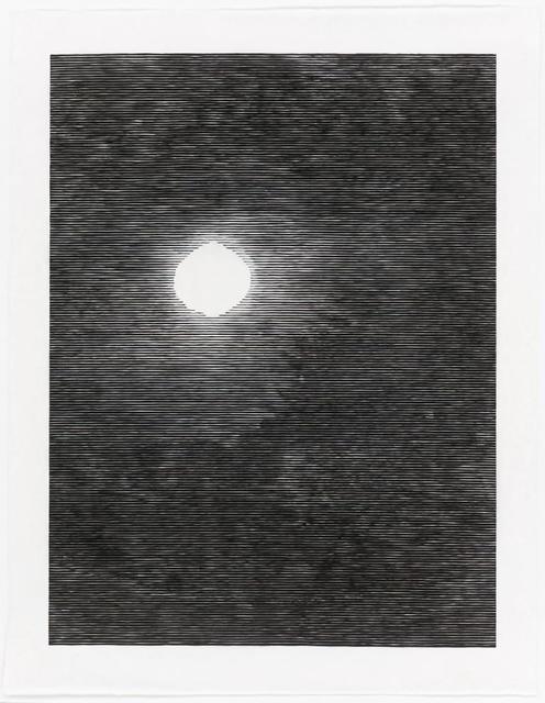 , 'Nordlicht - 6.08pm,' 2018, Alan Cristea Gallery