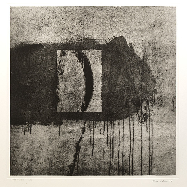 , 'Homage to Franz Kline, Six Photogravures,' 1973, 75, printed 1989 by Renaissance Press and Bob Townsend under the supervision of Aaron Siskind and Guy Kayafas, Scott Nichols Gallery