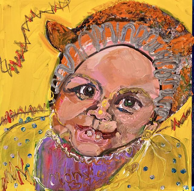 Tania Alvarez, 'Mamamama', 2019, Asher Grey Gallery