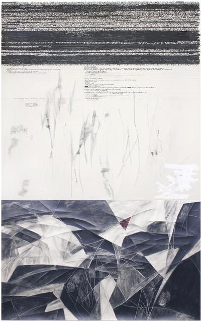 , ' En tinieblas, se busca el rumbo,' 2015, Alfa Gallery