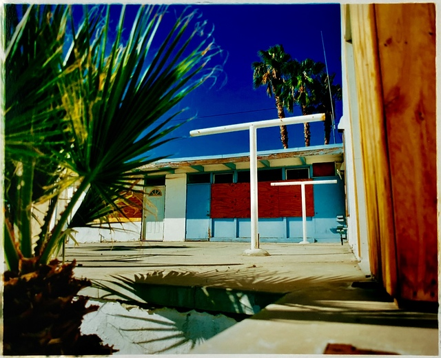 , 'Motel Desert Shores,' 2003, Bleach Box