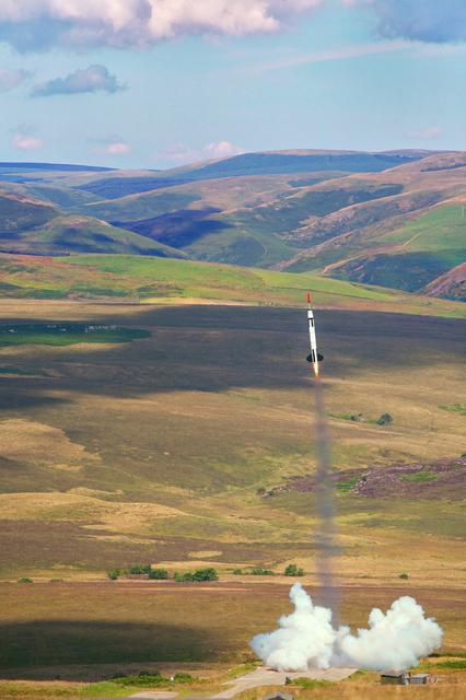 , 'Rocket Launch,' 2007, Gallery Valentine
