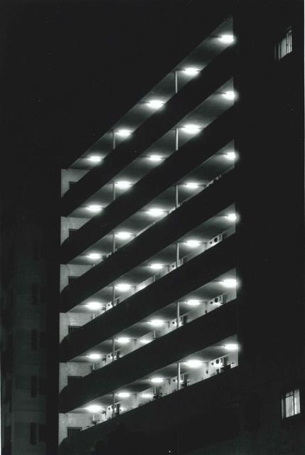 , 'Maquette/Lights #3108,' 1995, SAGE Paris