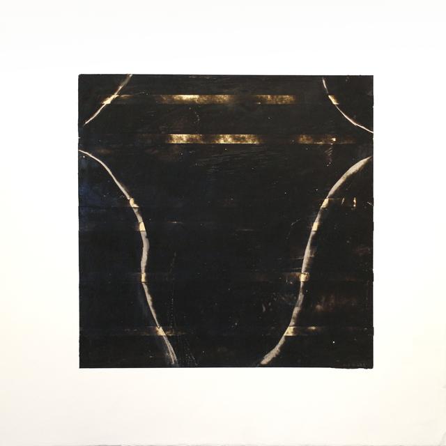 Don Maynard, 'Banded Portrait', 2000, Newzones