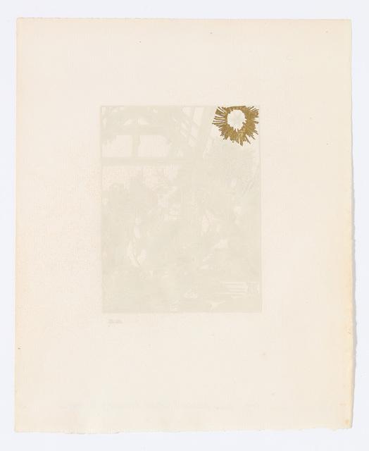, 'Small Passion 3,' 2019, Karsten Schubert