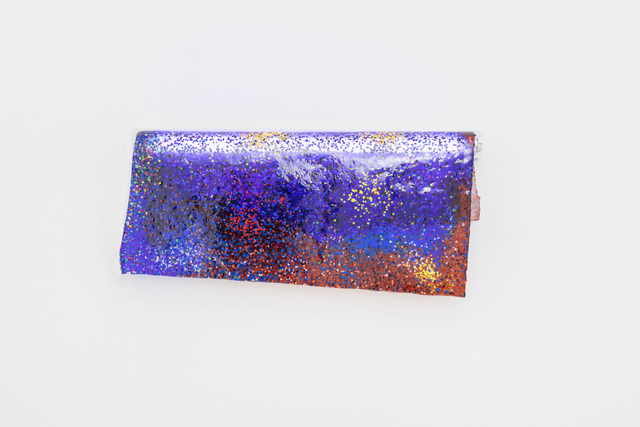 , 'Particle Wall Lamp - Purple Blue Red,' 2018, Etage Projects