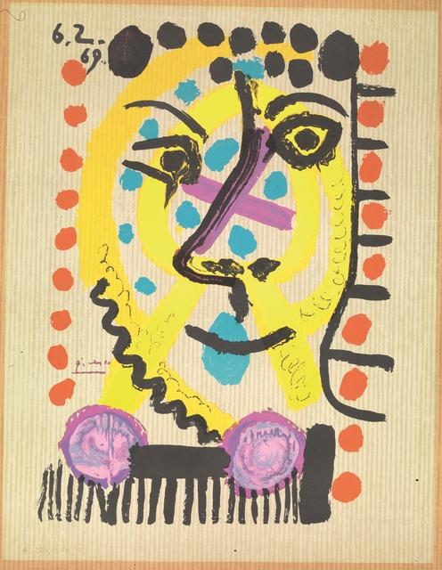 Pablo Picasso, 'Untitled', Pandolfini