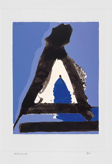 , 'The Basque Suite: Untitled (ref. 85),' 1971, Marlborough Gallery