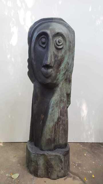 , 'Magdalena I,' 2018, Nuun Espacio de Arte