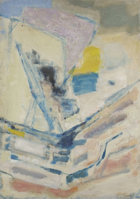 , 'Composition,' 1956, Palisander Gallery