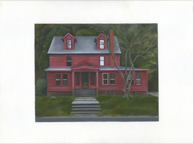 , 'Paper Town 14/40,' 2017, Fridman Gallery