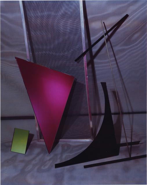 , 'Construct IX A,' 1981, Kadel Willborn