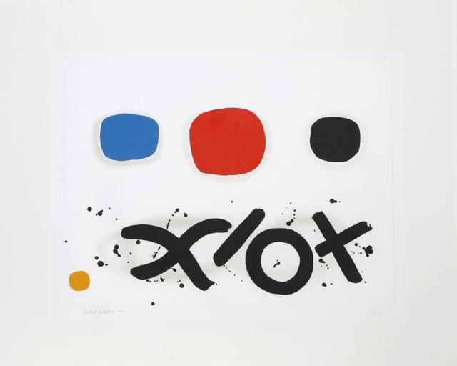 Adolph Gottlieb, 'Imaginary Landscape I', 1971, RoGallery