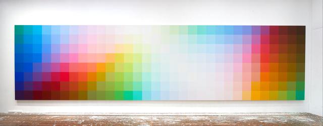 , 'Untitled - 8 x 32,' 2017, David Richard Gallery