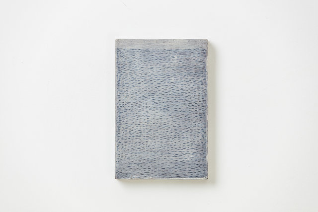 , 'Sift painting number seven,' 2018, Purdy Hicks Gallery