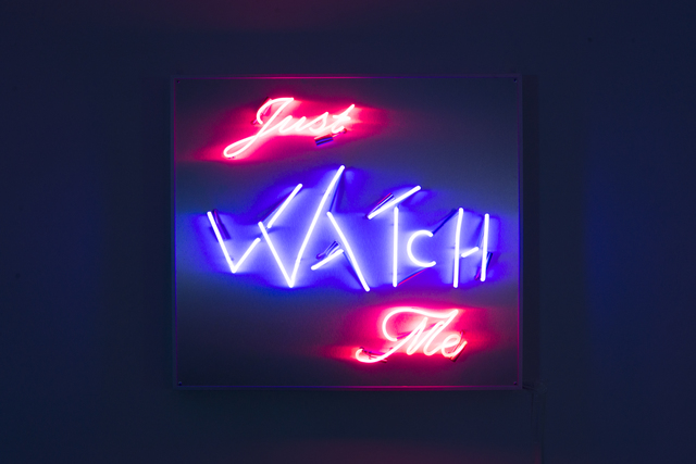 , 'Just Watch Me,' 2017, Winsor Gallery